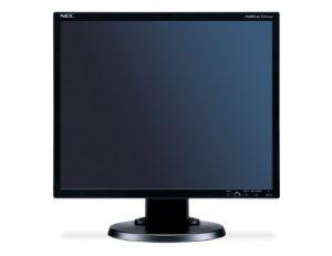 NEC - MultiSync EA193Mi - Monitor LED - 19P - 1280 x 1024 - IPS - 250 cd/m² - 1000:1 - 6 ms - DVI, VGA, DisplayPort - altifalant - 60003586