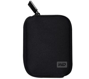 WESTERN DIGITAL - Bolsa para disco Passport cor preto