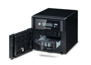 BUFFALO - TeraStation 5200DWR - Servidor NAS - 2 baias - 2 TB - SATA 3Gb/s - HDD 1 TB x 2 - RAID (expansão de disco rígido) 0, 1 - TS5200DWR0202-EU