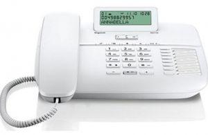 GIGASET - DA710 - Telefone C/ FIO C/ IDENTIFICAÇÃO DO CHAMADOR