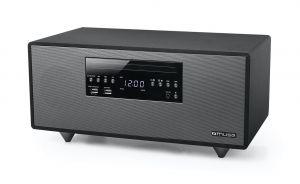 MUSE - RADIO CD BT M-690 BT MADERA 2*20W