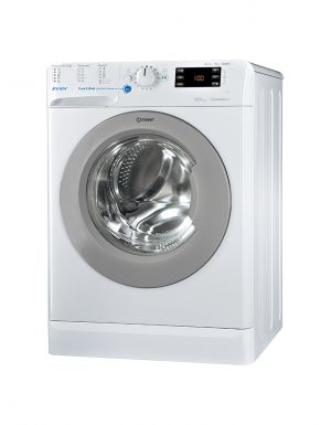Indesit BWE 81284X WSSS EU Independente Carregamento frontal 8kg 1200RPM A+++ Branco máquina de lavar