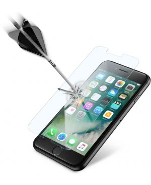 CELLULARLINE - 37784 CLEAR SCREEN Protetor IPHONE 7 1Unid.