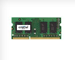 CRUCIAL - 16GB SO DDR3L 1600M(PC3L-12800)CL11 Unbuf1.35V