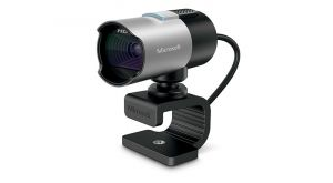 Microsoft LifeCam Studio for Business 1920 x 1080pixels USB 2.0 Preto, Prateado webcam