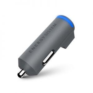 ENERGY SISTEM - CAR CHARGER DUAL - Adaptador de alimentação - automóvel - 3.1 A - 2 conectores de saída (USB (apenas alimentação)) - para eReader Max: Phone Max 2+: Tablet Max 3
