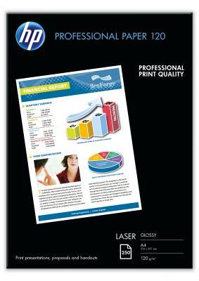 HP - Paper / Pro Laser Gloss A4 250sh 120gsm
