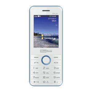 MAXCOM - CLASSIC MM136 DUAL SIM 2.4P WHITE/BLUE