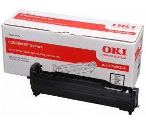 OKI - TAMBOR LASER PRETO TIPO C10 15.000 PAGINAS C /  3520 /  3530 MC /  300 /  360