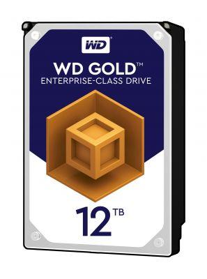 WD - BUSINESS CRITICAL SATA - 12TB GOLD 256MB - WD RE DRIVET 3.5IN SATA 6GB/S 7200RPM