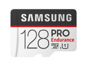 SAMSUNG - MICRO SD SAMSUNG 128GB PRO ENDURANCE CLASE 10 (MB - MJ128GA/EU) GARANTÍA 5 AÑOS: R100/W30 + ADAPTADOR