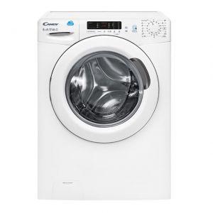 Candy CS 1282D3-S Independente Carregamento frontal 8kg 1200RPM A+++ Branco máquina de lavar