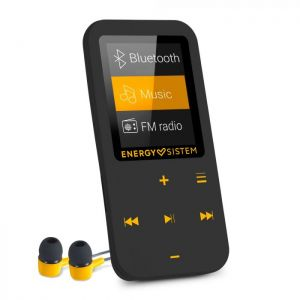 Energy System - MP4 Touch Bluetooth Amber