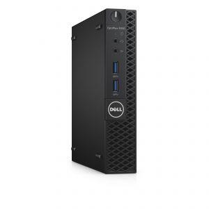 DELL - DELL OPTIPLEX 3050 MFF I3-7100T 4GB 500GB W10