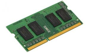Kingston Technology ValueRAM 4GB DDR3 1333MHz Module 4GB DDR3 1333MHz módulo de memória