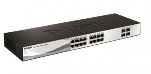D-LINK - Switch / 20-port Switch compo sfp