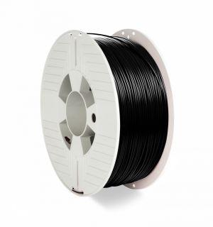 VERBATIM - FILAMENTO 3D PET-G 1.75MM 1KG PRETO