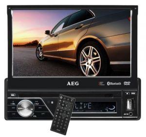 AEG - AUTO-RÁDIO DVD/CD AR 4026 DVD