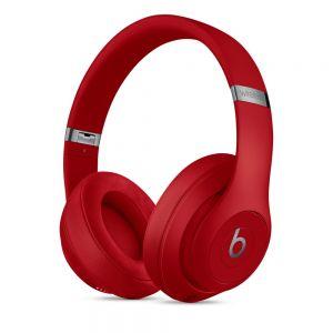 APPLE - Beats Studio3 Wireless Over-Ear Headphones - Red
