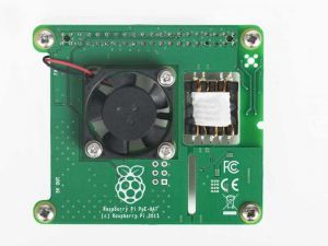 Raspberry Pi - PoE Hat Raspberry 3B+: power adapter
