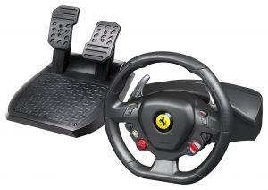 HERCULES - VOLANTE THRUSTMASTER FERRARI 458 ITALIA PC (2960734)