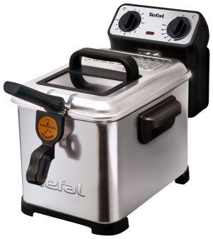 TEFAL - Fritadeira Filtra Pro Inox Design 4 L