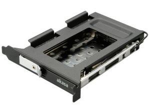 HITEC - Extraível em PCI para discos Sata III 2.5P preto