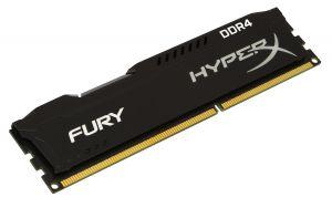 HYPERX - 4GB DDR4 2400MHZ CL15 HYPERX FURY BLACK