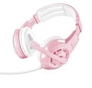 TRUST - AUSCULTADORES GXT 310P RADIUS GAMING HEADSET PINK - 23203