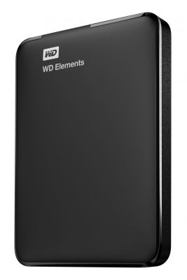 WD - EXT HDD MOBILE - ELEMENTS PORTABLE SE 4TB EXT USB 3.0 2.5IN