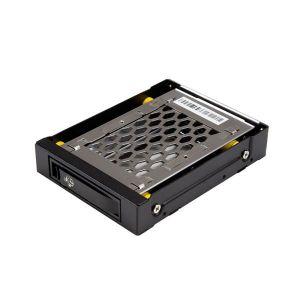 STARTECH - 2.5 SATA DRIVE HOT SWAP BAY - CHSS FOR 3.5 FRONT BAY - ANTI-VIBR