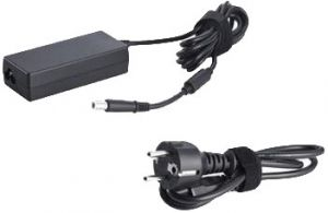 DELL - DELL EUROPEAN 65W AC ADAPTER WITH POWER CORD