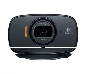 Logitech C525 8MP 1280 x 720pixels USB 2.0 Preto