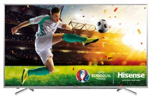 HISENSE - H55M7000 55P 4K ULTRA HD SMART TV WIFI ACERO LED TV