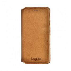 BUGATTI - BOOKLET CASE IPHONE 7 (COGNAC)