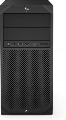 HP - Workstation Z2 G4T i7-9700 16GB 512GB Windows 10 Pro