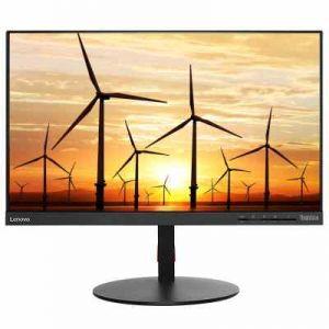 LENOVO - ThinkVision T23i, 23, 16:9, 1920x1080, IPS, Tilt, Lift, Swivel, Pivot, VESA mount: 100, USB HUB, (VGA+HDMI+DP), 3 anos