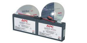 APC - Replacement Battery Cartridge #18