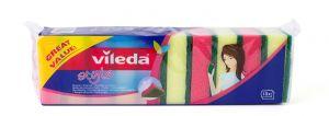 VILEDA - Esfreg‹o Esponja Style 10un