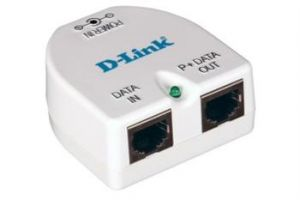 D-LINK - POWER INJECTOR 1X1000 19.2W 48V DC - DPE-101GI