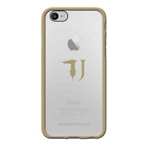TRUSSARDI - TRANSPARENCE FRAME IPHONE 7 (GOLD)