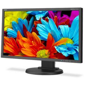 NEC - MultiSync E224Wi - Monitor LED - 22P (21.5P visível) - 1920 x 1080 Full HD (1080p) - IPS - 250 cd/m² - 1000:1 - 6 ms - DVI - 60003584