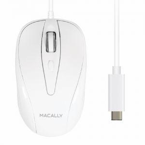 MACALLY - Rato TURBO USB-C