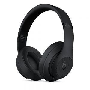 APPLE - Beats Studio3 Wireless Over-Ear Headphones - Matte Black