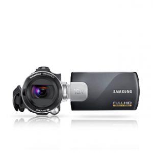 SAMSUNG - Camara de Video DVC HMX-S16 (64GB) - HMX-S16BP/EDC