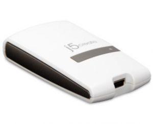 J5CREATE - J5CREATE JUA170 ADAPTADOR GRAFICO EXTERNO USB 2.0 A VGA PC