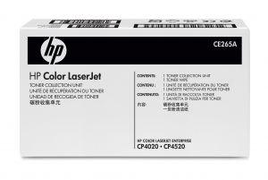 HP - CAIXA DE RESIDUOS PRETO 30.000 PAGINAS LASERJET CP /  4525DN /  4525N /  4525XH