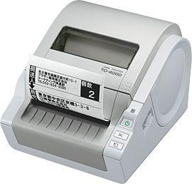 BROTHER - IMPRESSORA POS TD-4000 ETIQUETAS / TICKETS USB & SERIE