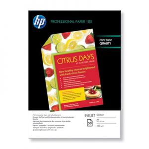 HP - Professional Brochure and Flyer Paper A4 50fls