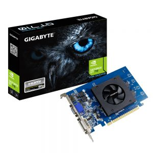 GIGABYTE - GF GV-N710D5-1GI PCI-E 2.0 CTLR 1GB GDDR5 954MHZ VGA DVI HDMI